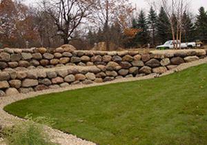 boulder-wall