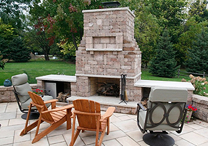 outdoor-fire-place