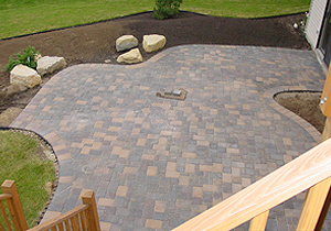 Albert Lea, MN Patio Landscaping