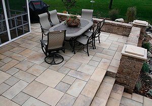 Beau ... Patio Designs ...