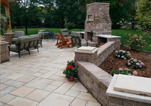Glenville, MN Backyard Design