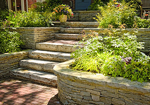 retaining-wall-steps